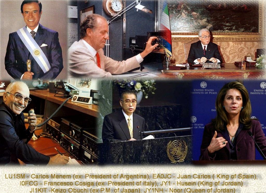 Famous hams - royalties & presidents2