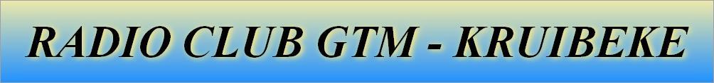 RADIO CLUB GTM - KRUIBEKE